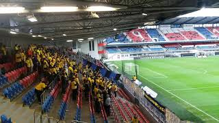 Viktoria Plzeň x Slezský FC Opava -kotel opavy , MOL cup
