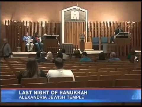 new rabbi in central louisiana