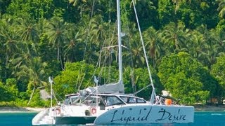 Liquid Desire Catamaran Adventures Now in CAIRNS / Lizard Is / Whitsundays