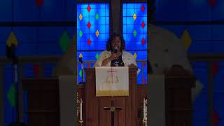 Stop Worrying & Start Praising - Dr. Beverly Crump, Assistant Pastor