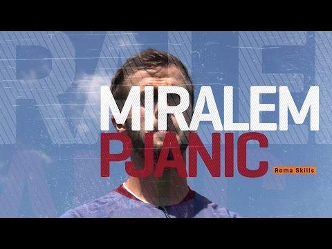 Miralem Pjanic FREE KICK Masterclass | ROMA SKILLS Episode 1 | AS ROMA