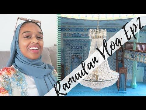 Huge Secret Turkish Mosque In London & Ethiopian/Harari Recipes!   The Ramadan Bi-Weekly EP2