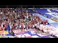 Antwerp Fans At Birmingham (11/8/12)
