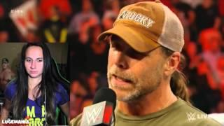 Video WWE Raw 10/19/15 HBK Shawn Michaels & Seth Rollins download MP3, 3GP, MP4, WEBM, AVI, FLV Juni 2017