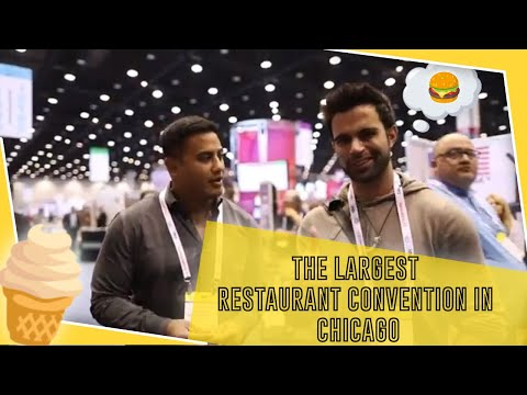 THE LARGEST RESTAURANT CONVENTION IN THE US