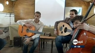 نبض الثورة السورية يصل نهر السين!