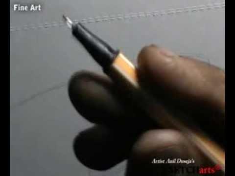 sketching tutorial lesson- 2,sketching portfolio,nid,nift,nata,anil duseja,sketcharts