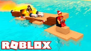 Roblox → BUILDING SHIPS and BOATS IN THIS NEW GAME!! -Roblox Pocket Pirates 🎮