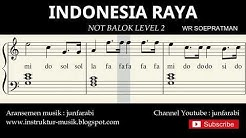 Kumpulan Lagu Indonesia Raya Dengan Not Balok Download Kumpulan Lagu Gac