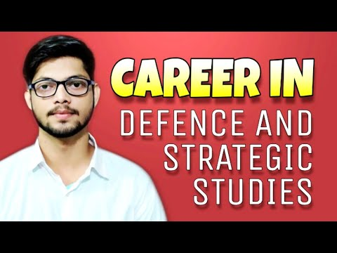 Career in Defence and Strategic Studies by Prithvi Singh | Military Science | Defence Studies