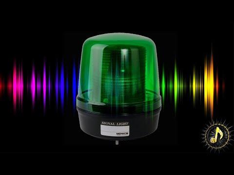 Tornado Warning Modern Siren Sound Effect ~ Free Sound Effects