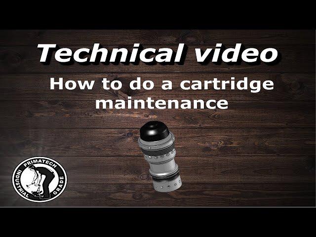 Cartridge Maintenance