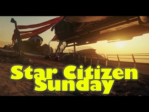 Star Citizen Sunday   Cargo/Trading, Planet Derelicts, Ursa Rover, Audio Plans + More