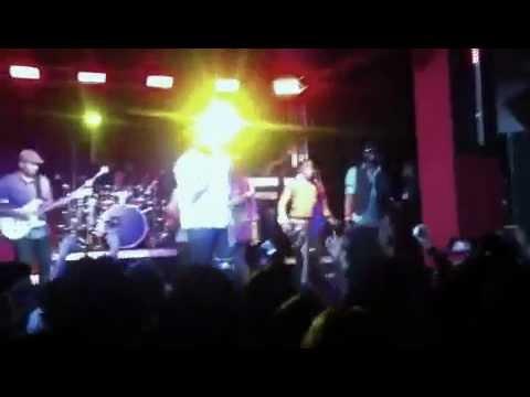 Tarrus Riley - Karma/Let me in @ Vértigo CR 6/15/2012