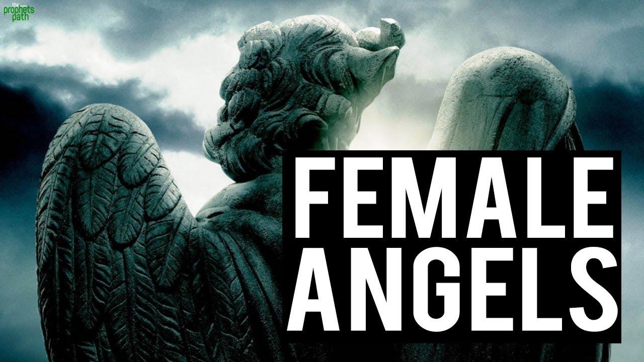 FEMALE ANGELS