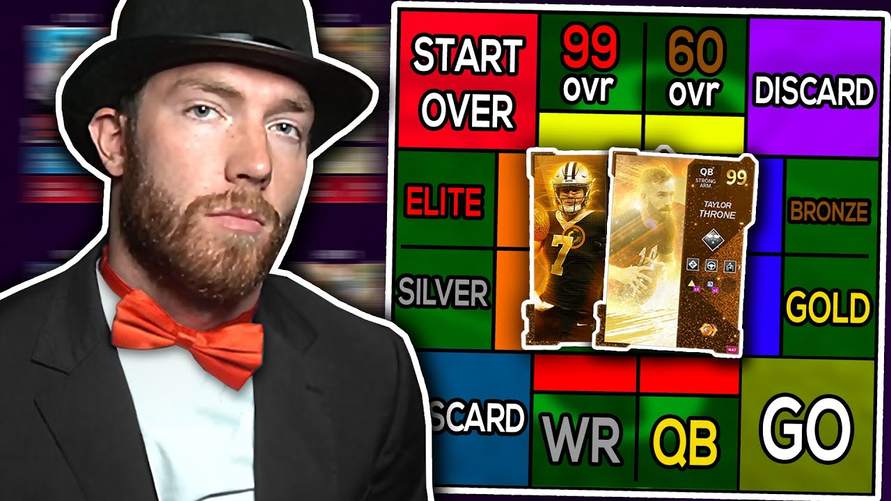 Madden Monopoly is back... MUTOPOLY Ep. 1