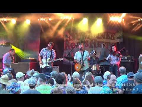 Donna the Buffalo & Friends - Suwannee Roots Revival – Live Oak, Fl  10 14 2018