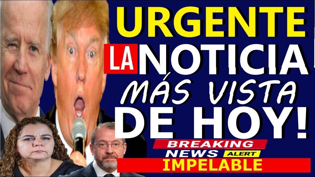 🔴HACE 5 MINUTOS, TRUMP ANUNCIA HOY - EMBAJADOR DE EEUU EN VENEZUELA -  SUCIO PLAN DE IRIS VARELA