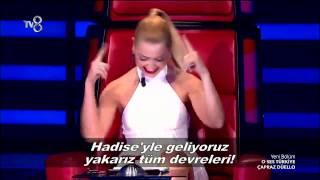 Zeo Jaweed O Ses Türkiye Çapraz Eşleşme -  'Yes' (2 Şubat 2015)