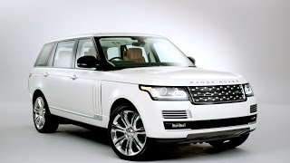 Land Rover Range Rover Autobiography Black 2014 Videos