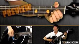 Nenjukkul Peidhidum Guitar Lesson (PREVIEW)