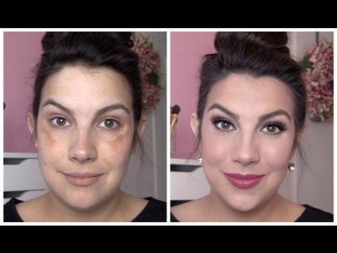 FULL COVERAGE Makeup for Melasma & Discoloration