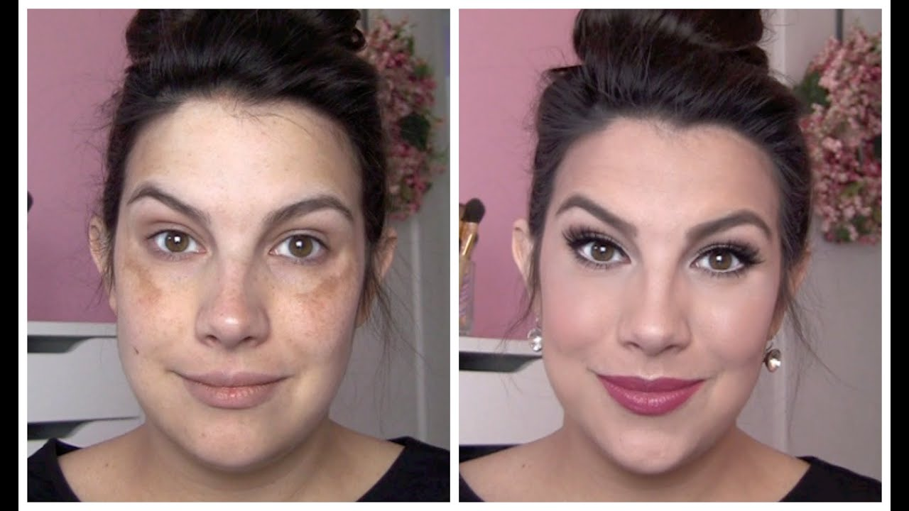 FULL COVERAGE Makeup For Melasma Amp Discoloration YouTube