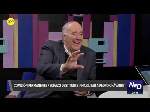 Comisión Permanente del Congreso rechazó destituir e inhabilitar a Pedro Chávarry