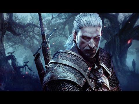 The Witcher (Ведьмак) - Прохождение игры на русском [#1] Пролог - Каэр Морхен