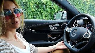 Kadın gözüyle e180 amg Mercedes 1. Bölüm