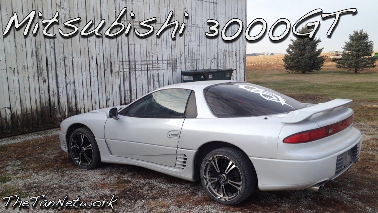 New Mitsubishi 3000gt >> My New 1993 Mitsubishi 3000GT - YouTube