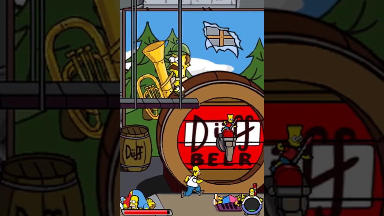 Download Les Simpson le jeux complet en français (DS)