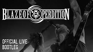 Blaze of Perdition - Transmutation of Sins (OFFICIAL LIVE BOOTLEG)