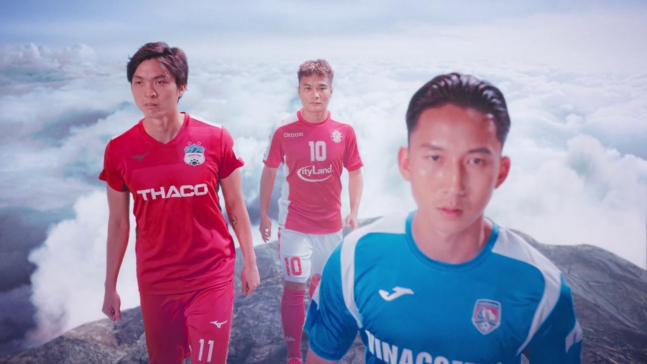 Trailer V-League ra mắt hoành tráng, đánh dấu ngày trở lại