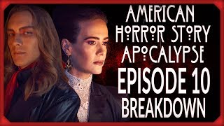 AHS: Apocalypse Episode 10 Breakdown and Details You Missed!