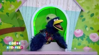 Çocuk Atölyesi 557.Bölüm - 'Hangi Hayvan Ne Yer' Oyunu 2017 Video