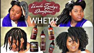 ENLONGATED CURLS FT. UNCLE FUNKY'S DAUGHTER | Bubs Bee