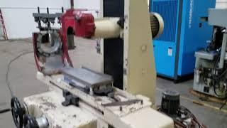 Kent 6x14 Manual Surface Grinder