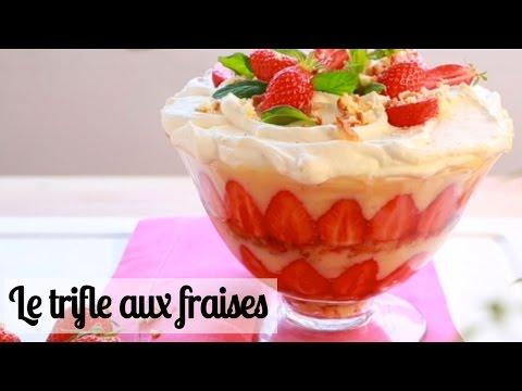 le-trifle-aux-fraises-:-recette-facile