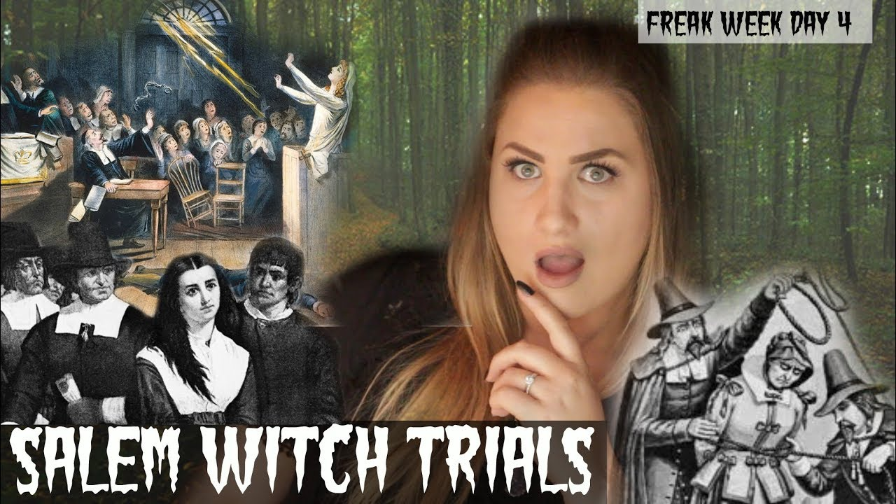 salem witch trials and vengeance The salem witch trials page contains information and court transcripts dealing with the events and persons of this tragedy.