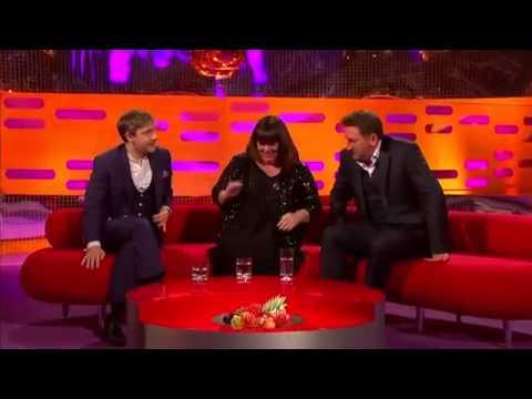 Martin Freeman - The Graham Norton Show - 12x08
