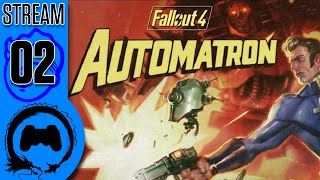 Fallout 4 - AUTOMATRON - 2 - Stream Four Star