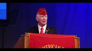 Dillard elected 2021-22 American Legion National Commander
