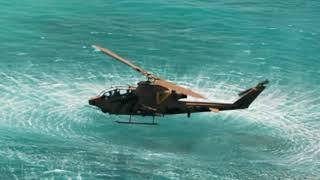 Япония потребовала от США прекратить полёты военных вертолётов
