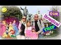 WE WENT TO DISNEYLAND!!! Kids' First Disney Trip!!!