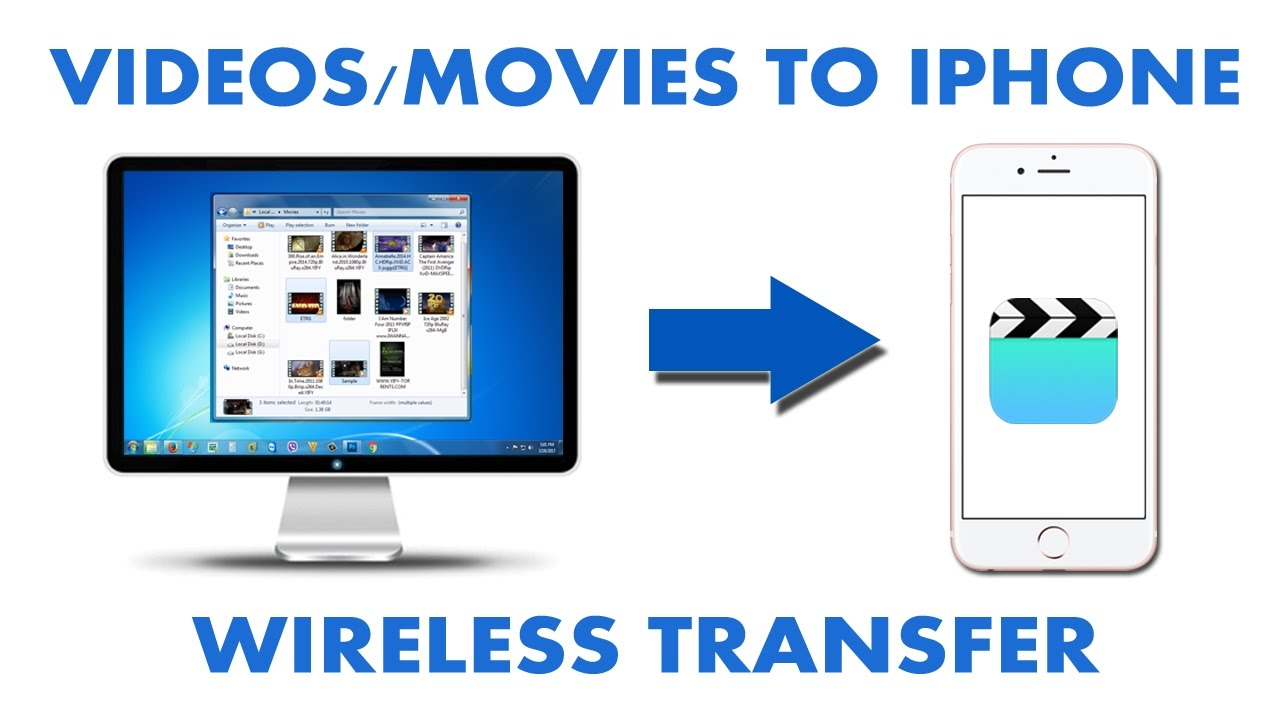 how to send video from iphone without losing quality how to transfer from computer to iphone 21398