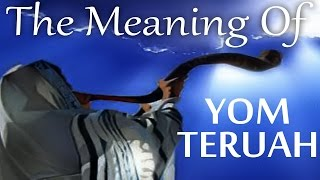 Live On Shabbat - The Meaning Of Yom Teruah