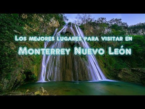 Los MEJORES lugares para VISITAR en MONTERREY NUEVO LEÓN