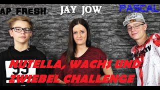 Nutella Zwiebel challenge!? - Jay Jow