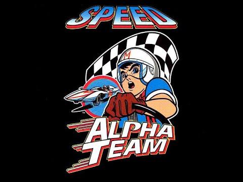 Alpha Team - Speed Racer! (Hardcore Mix)